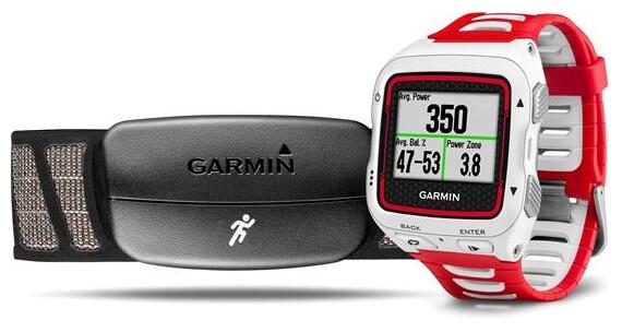 Garmin Forerunner 920XT HRM White/Red